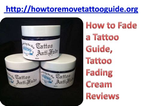 tattoo cream fade how to fade a tattoo guide tattoo fading cream reviews