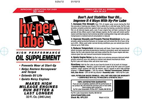 supplement 1 malaysia hy per lube supplement 1 quart 11street malaysia