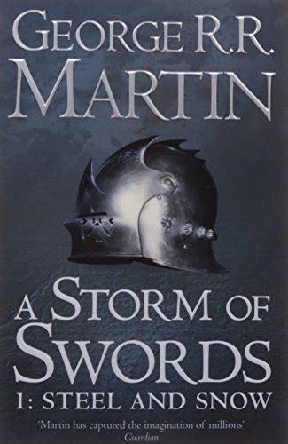 0007447841 a storm of swords steel fantasy books world of books