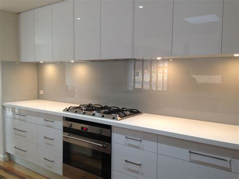 kitchen glass splashback ideas neutral coloured glass splashbacks from ultimate glass