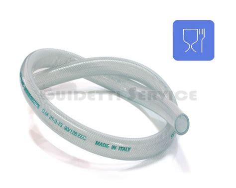 tubi per alimenti tubo retinato trasparente per alimenti in pvc