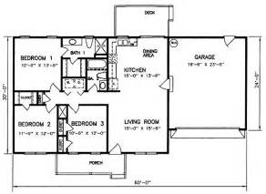 1200 Square Feet 3 Bedrooms 2 Batrooms 2 Parking Space 1200 Square Foot House Plans With Bat