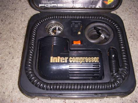 fs spare tire air compressor pelican parts forums