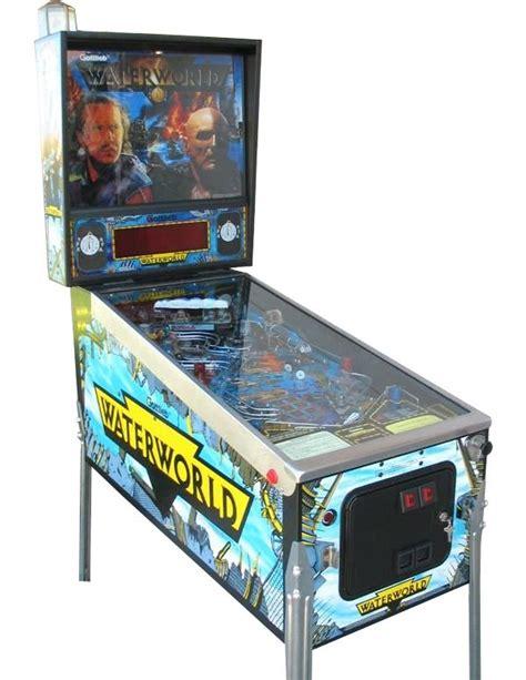waterworld pinball machine liberty