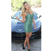 593 Best Corvettes And Babes Images On Pinterest  Car