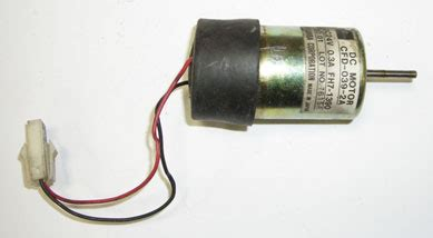 Gearbox Motor Dc Toshiba 22rpm 24vdc with 24 35v