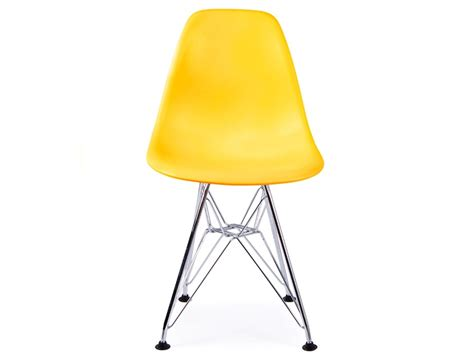 chaise enfant eames chaise enfant eames dsr jaune