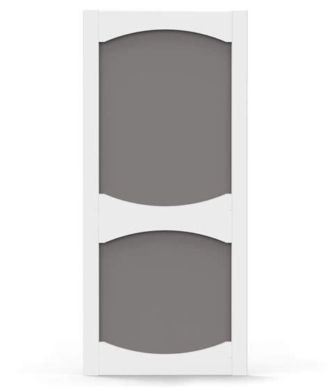 Which Is Better Vinyl Or Aluminum Screen Door - arch trim vinylcraft vinyl screen door screen tight wood