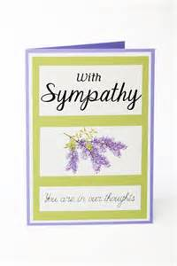 send flowers together with a sympathy card messages