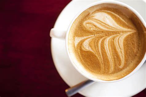 Coffee Latte detoxifying metabolism boosting faux mocha latte