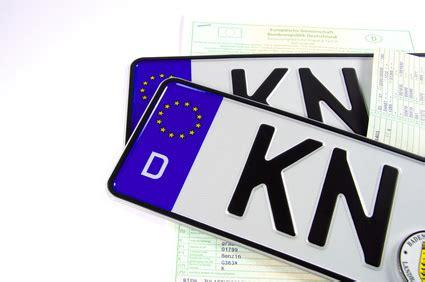 Auto Abmelden Versicherung Steuer by Auto Abmelden Tipps Zu Steuer Versicherung Und Kennzeichen