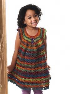 reader request dresses to knit and crochet for girls age