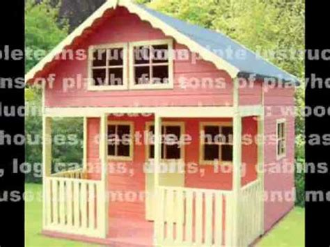Home Design To Play Diy Playhouse Playhouse Plans Designs And Ideas