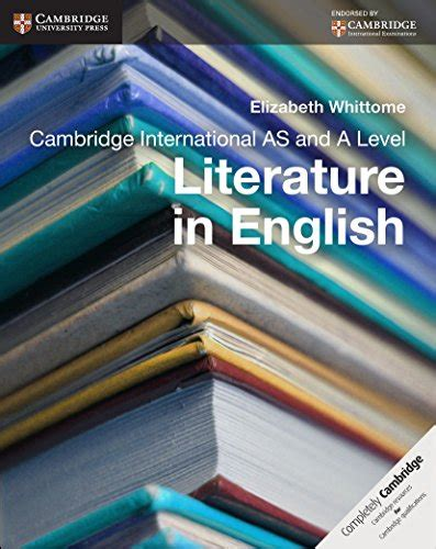 buy special books cambridge international as and a level literature in english coursebook
