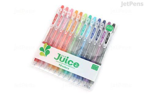 0 5mm Gel Pen Set pilot juice gel pen 0 5 mm 12 color set jetpens