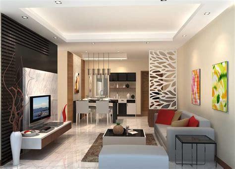 desain interior ruang tamu ukuran 3x4 contoh partisi ruang tamu dengan ruang keluarga terbaru
