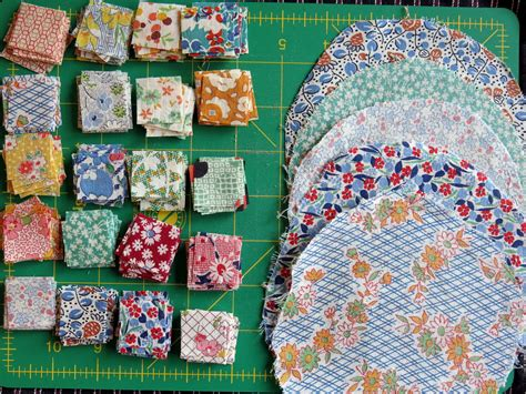 Is It To Make A Quilt by Yoyo Quilt Gets Recycled Quimper Hittys