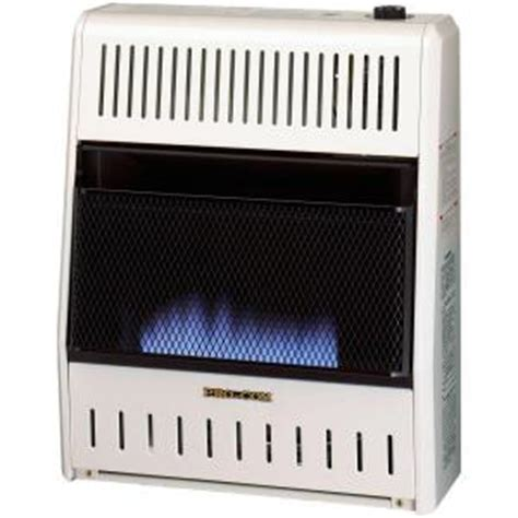procom 19 in vent free dual fuel blue gas wall