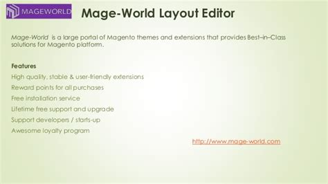 magento layout editor free magento best 5 magento theme generators