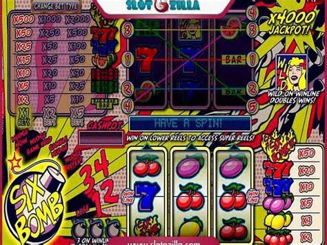 bomb slot machine game  play