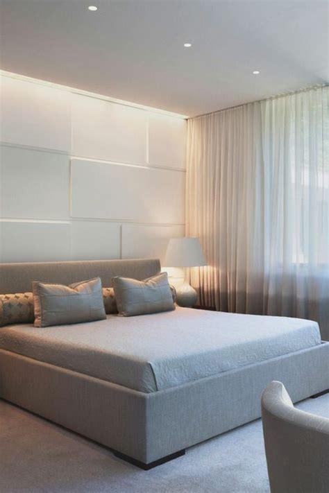 elegante schlafzimmer vorhänge moderne vorh 228 nge bringen das gewisse etwas in ihren wohnraum
