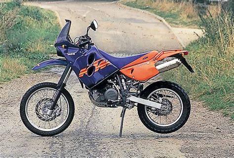 Ktm Adventure 650 Ktm 640 Adventure 1997 2007 Review Mcn