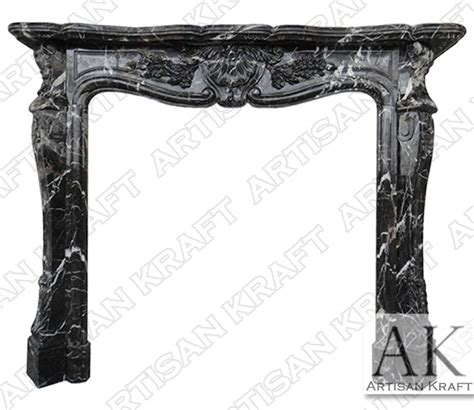 St Louis Fireplace Store by St Louis Black Marble Fireplace Mantel