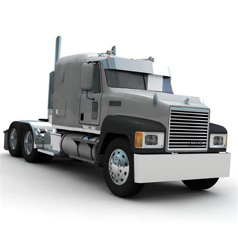 Mack Truck Sleeper by Mack Chu Truck Sleeper Lwo
