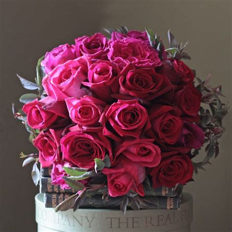 wedding anniversary bouquet pink garden bouquets the real flower company