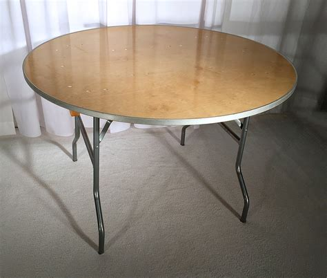 48 plywood round tables seats 4 6 table rentals at great southern events party and event rentals