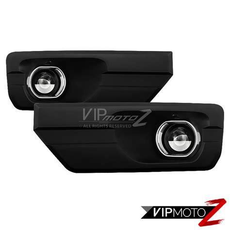 2016 gmc acadia light 2013 2016 gmc acadia bumper fog ls lights kit bezel