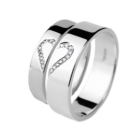 inexpensive wedding rings matching wedding rings white