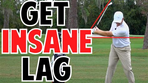 how to get lag in your golf swing how to get insane lag in golf top speed golf
