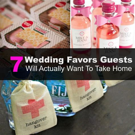 Wedding Favors 2016 by 7 Wedding Favors Your Guests Will Actually Want 2016