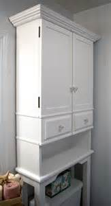 bathroom the toilet storage cabinets the runnerduck bathroom cabinet plan is a step by step
