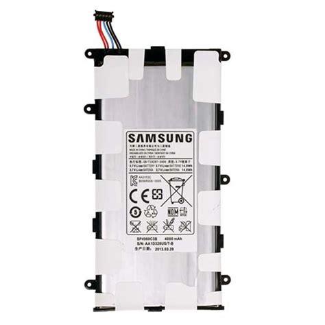 Battery Batre Samsung Galaxy Tab 2 7 0 P3100 samsung tab 2 7 0 li ion rechargeable battery mbi tech parts