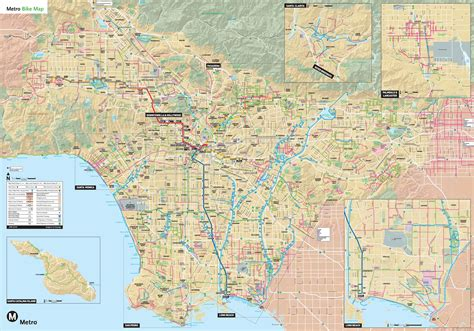 Search Los Angeles County Detailed Map Of Los Angeles County Search Los Angeles Hiking