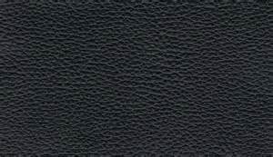 black faux leather base swatch from bishops beds contracts