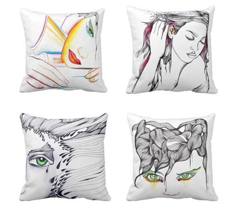 artistic pillows a collection of 20 various impressive throw pillow designs