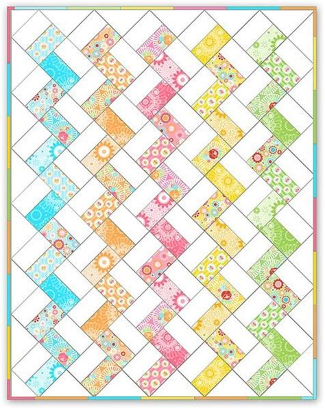 zig zag heart quilt pattern free free jelly roll quilt patterns u create