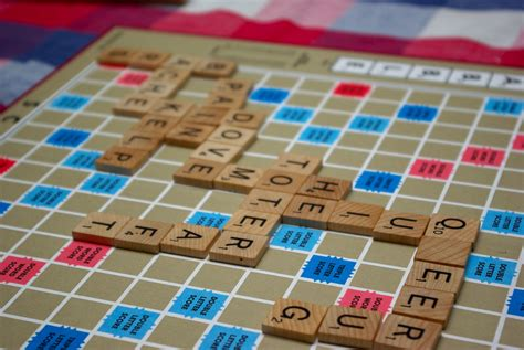 what is the definition of scrabble scrabble words three letter x words