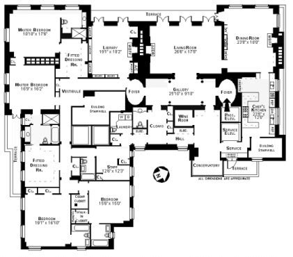 Kennedy Center Floor Plan by 17 Best Images About 1040 5th Ave New York On Pinterest