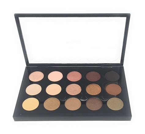 Eyeshadow X15 Warm Neutral Mac mac cosmetics eyeshadow x 15 cool neutral