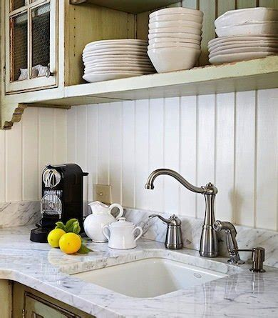 kitchen paneling ideas white wood paneling backsplash ideas for a unique