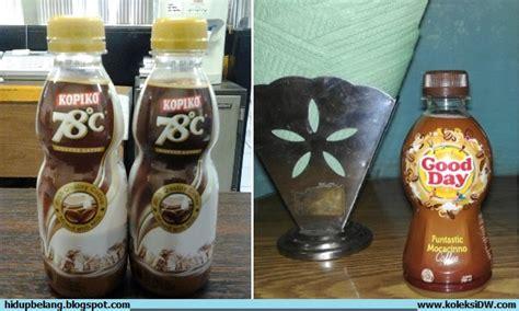 Teh Pucuk Kemasan Botol kopiko78 pelopor minuman kopi dalam botol oleh orang bijak