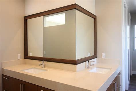 custom bathroom mirrors framed good custom framed bathroom mirrors 66 among house design
