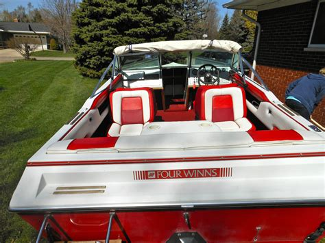 four winns boat pics four winns 160 freedom 1988 for sale for 4 000 boats