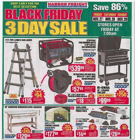 black friday deals on lights harbor freight tools black friday ad 2015