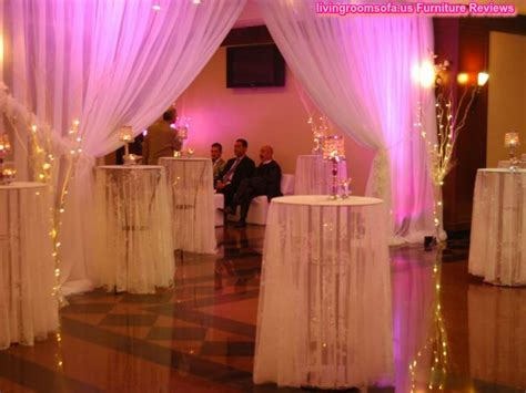 drink table decorating ideas cocktail wedding decor