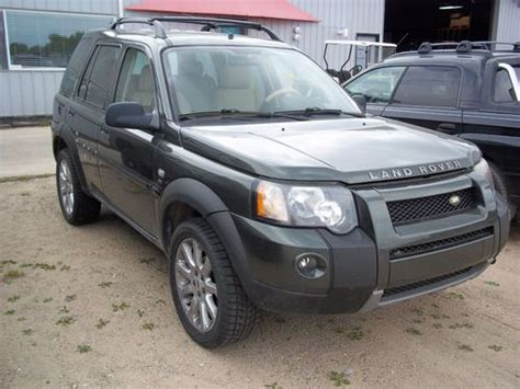auto body repair training 2005 land rover freelander lane departure warning sell used 2005 land rover freelander mechanic special needs engine repair or replacment in